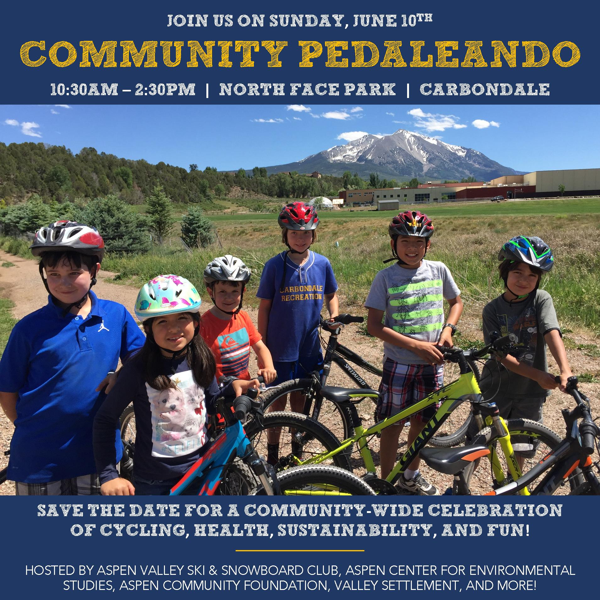 Community Pedaleando