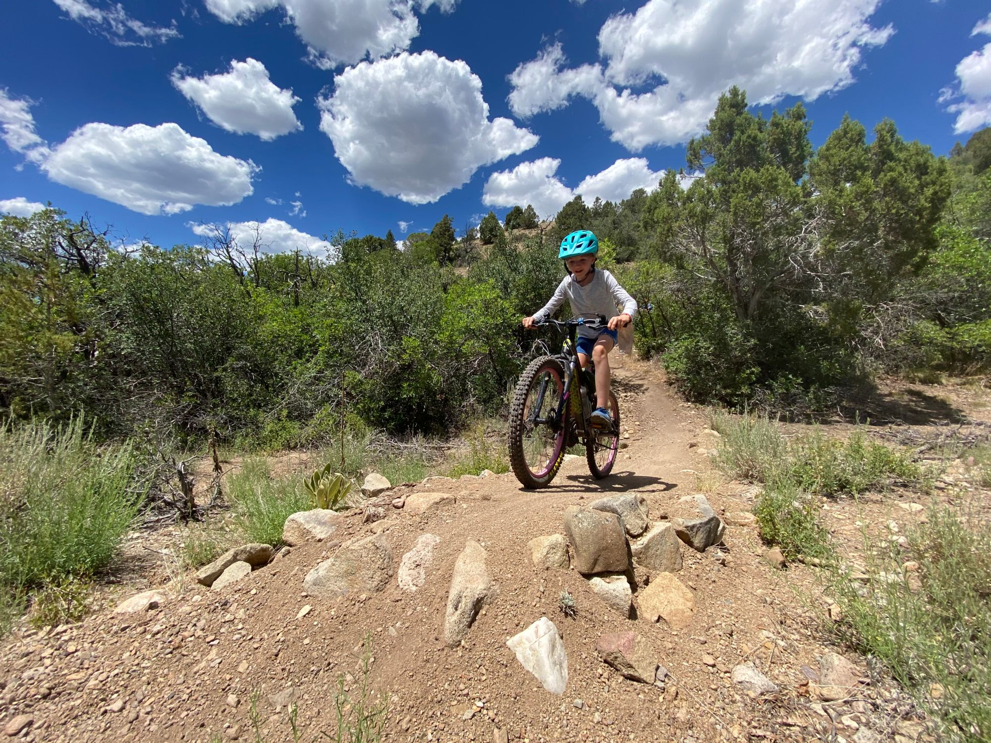 Mountain Biking Summer Day Camp at AVSC