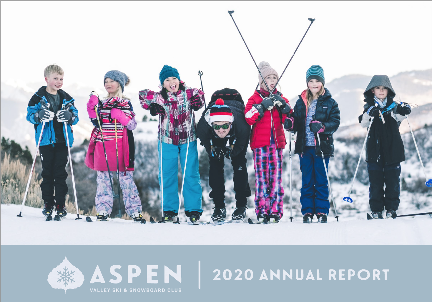 Aspen Valley Ski & Snowboard Club (AVSC) Annual Report