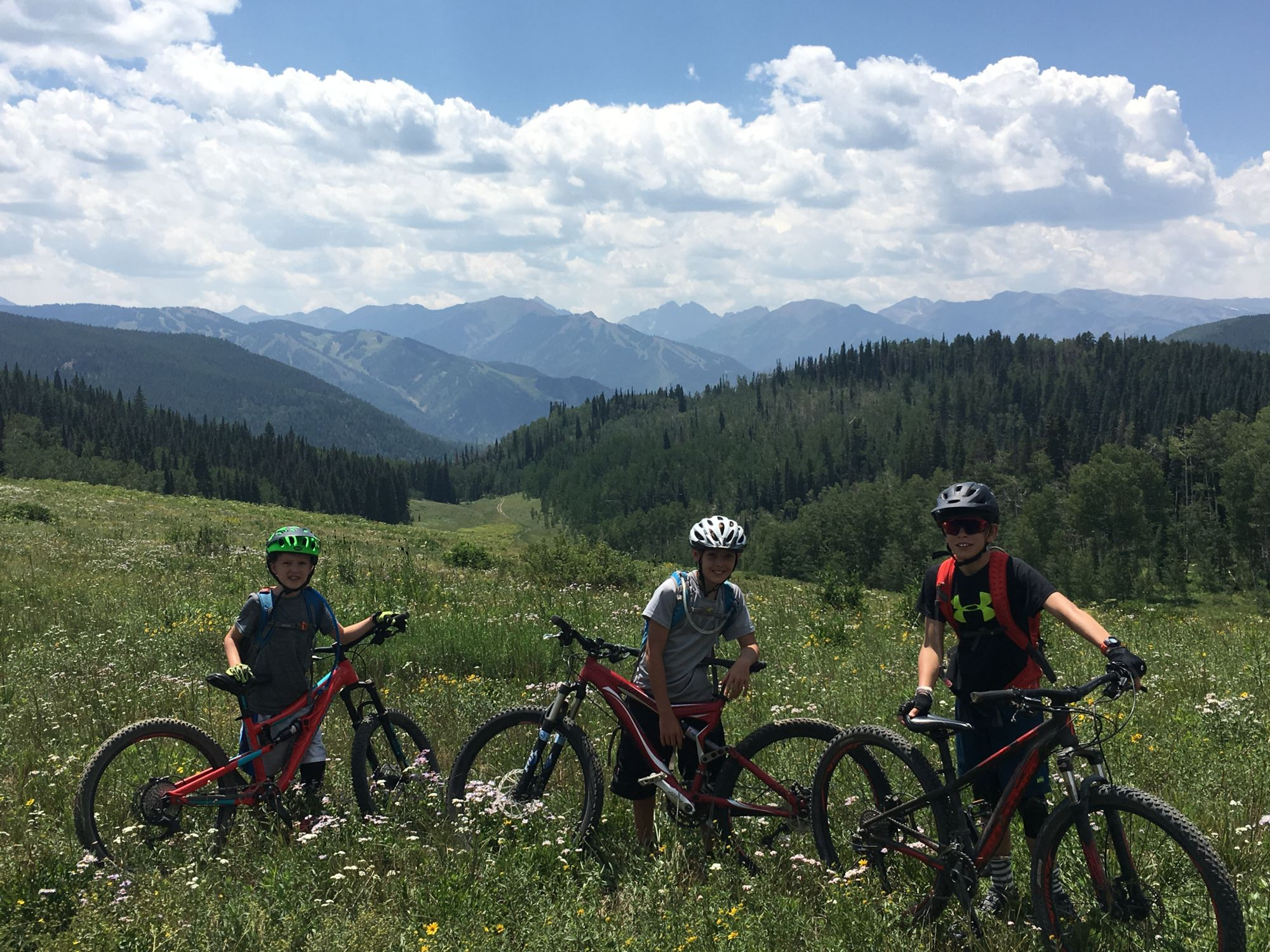 AVSC Mountain Biking