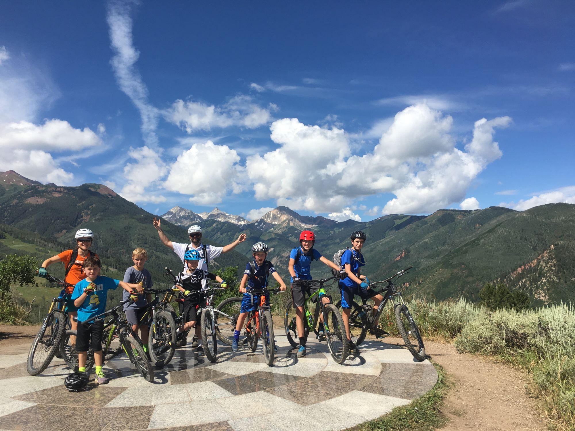avsc mountain biking